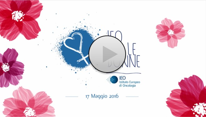 Video ricordo IEO per le Donne 2016